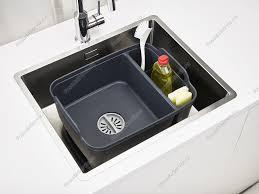 <b>Контейнер для мытья посуды</b> из полипропилена 39,1х20,1х30,2 ...
