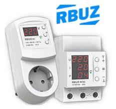 <b>Реле</b> и индикаторы <b>напряжения RBUZ</b> | Обогрев Люкс