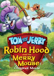 Tom And Jerry: Robin Hood And His Merry Mouse (2012) [DVD-Rip]