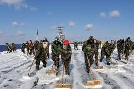 Navy Sailors Possibly Exposed to Fukushima Radiation Fight for ...