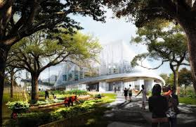 big and heatherwicks futuristic google hq back on the table after massive land deal with linkedin big heatherwick futuristic google hq