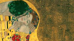 Gustav Klimt, The <b>Kiss</b> - YouTube