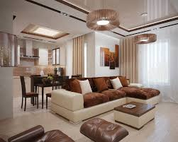 small apartment living room interior with furniture arrange and unique ceiling living room apartment scale furniture