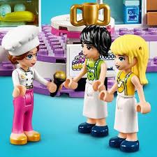 <b>Конструктор Lego Friends</b> 41393 <b>Соревнование</b> кондитеров ...