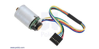 LP 12V Motor with 48 CPR Encoder for 25D mm Metal ... - Pololu