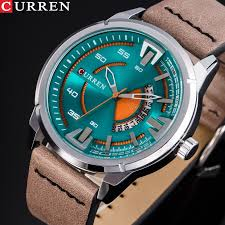 CURREN <b>Men</b> Watch Top Brand Luxury Sport <b>Mens</b> Watches ...