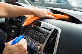 What is the best thing to clean <b>car</b> dashboard?