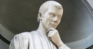 Resultado de imagem para Niccolo Machiavelli