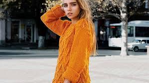 <b>Вязаный свитер</b> Bellona ручной работы. Lookbook — Asivia