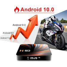 2020 NEW <b>H50 TV Box Android</b> 10 4GB DDR3 32GB 64GB TV Box ...