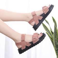 vertive 2019 <b>Sweet</b> Bow <b>Summer Women Sandals</b> Flat <b>Shoes</b> Open ...