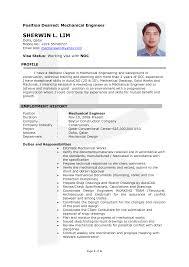 resume for hvac technician samples resume of justin joonhee hvac resume samples resume format hvac engineer hvac resume hvac engineer cv example hvac s engineer