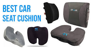 Are You A Road Warrior? Here's The Best <b>Car Seat Cushions</b> For ...