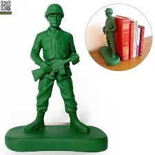 Ограничитель для <b>книг SUCK</b> UK Homeguard Soldier купить за ...