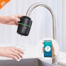Xiaomi youpin black <b>intelligent monitoring faucet</b> water purifier ...