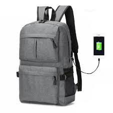 Buy <b>Multifunction USB charging</b> Men Laptop Backpacks For ...