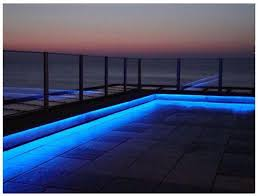 outdoor lighting project blue parameter deck lighting blog 3 deck accent lighting