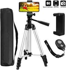 <b>Tripod</b>, PEYOU 42'' Aluminum Camera <b>Tripod with</b> Phone Mount ...