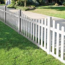 Small Picture 75 Fence Designs Styles Patterns Tops Materials and Ideas