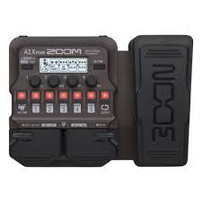 <b>Процессор эффектов Zoom A1X</b> FOUR для струнных и духовых ...