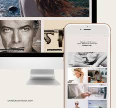 how i used a portfolio site to change industries and careers my personal site at its finest complete all my past project work use the code contessa10 for 10% off your ownsite