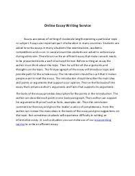 online essay writing  linkedin online essay writing service