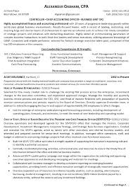 Breakupus Winning Cv Style Resume Feco With Goodlooking Cv Style     Breakupus Fascinating Resume Sample Controller Chief Accounting Officer Business With Charming Resume Sample Controller Cfo Page And Personable Resume For