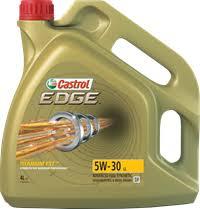 <b>Масло моторное CASTROL Edge</b> синтетика 5W30 4L – купить в ...