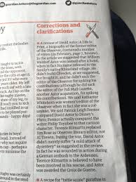 newspaper correction goes viral as people ask was anything in james cornish posted this correction on twitter the message the most spectacular correction in newspaper history was anything in this guardian