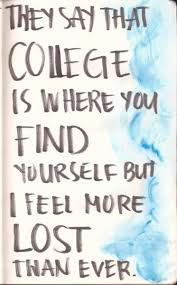 15) college quotes | Tumblr | We Heart It via Relatably.com