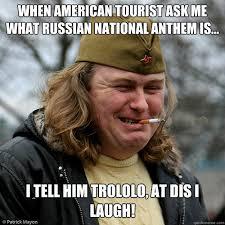 Scumbag Russian memes | quickmeme via Relatably.com