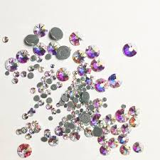 Details about Swarovski Crystals HOTFIX Clear and <b>AB</b> flat back ...