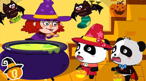 Scary <b>Witch's</b> Magical Pot | Spooky <b>Halloween</b> Party | <b>Halloween</b> ...