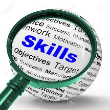 skills magnifier definition meaning special abilities or aptitudes skills magnifier definition meaning special abilities or aptitudes stock photo 28850087