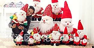 Large creative plush toys Santa Claus doll doll for ... - Amazon.com