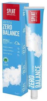 <b>Зубная паста SPLAT Special</b> Zero Balance — купить по выгодной ...