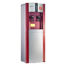 <b>Кулер</b> для воды <b>Aqua Work 16LD</b>/EN серебристо-красный ...