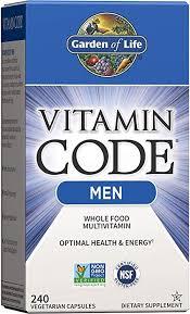 Garden of Life Vitamin Code Whole Food Multivitamin ... - Amazon.com