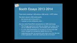booth school of business university of chicago   mba essay  booth school of business essay analysis  season   write like an expert