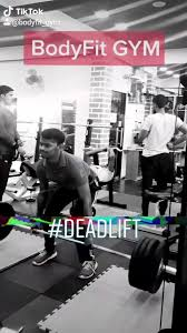 Bodyfit GYM - <b>DONT WISH FOR</b> IT WORK FOR IT #DEADLIFT ...