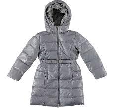 <b>Куртка IDO</b>, цвет: серый, размер: 140, для <b>девочки</b>, 4.T988.00 ...