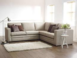 Comfy Floor Seating Top L Shaped Couches For Comfy White Living Room Arrangement