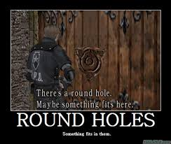 Round Holes | Resident Evil / Biohazard | Know Your Meme via Relatably.com