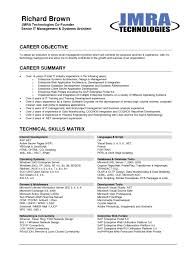 objective resume career objective examples resume career objective examples printable full size