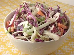 Image result for coleslaw salad