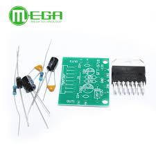 <b>1set</b> TDA7297 amplifier board spare parts <b>dc 12v</b> grade 2.0 dual ...