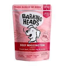 <b>Barking Heads</b> консервы для с говядиной и бурым рисом <b>Вуф</b> ...
