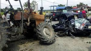 Image result for kemalangan kereta kancil