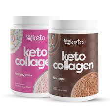 <b>Keto Collagen</b>   Protein Powder With MCT (Only 1g Net Carbs) - Kiss ...