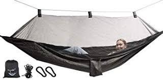Krazy Outdoors Mosquito Net Hammock - Extra Strong ... - Amazon.com